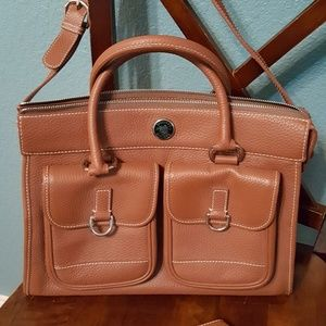 Dooney & Bourke top handle purse